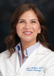 Dr. A. Katherine Pazmino, DDS, MSD, MBA