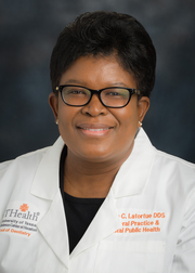 Dr. Marie Latortue, DDS, MS