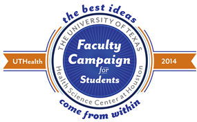 Logo for Faculty Campaign