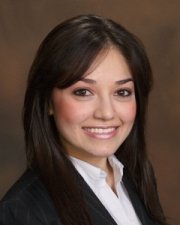 Melissa Uriegas, third-year dental student