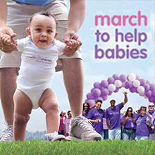 March for Babies Logo