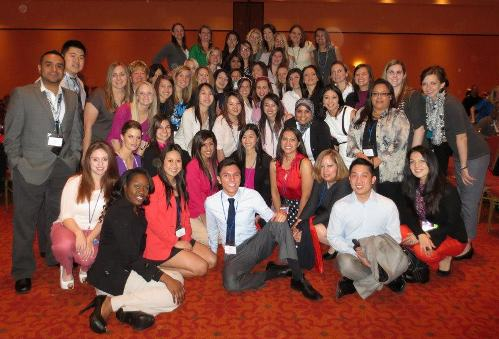UTSD students and faculty swept top honors at the Texas Dental Hygienist's Association Student Annual Session.